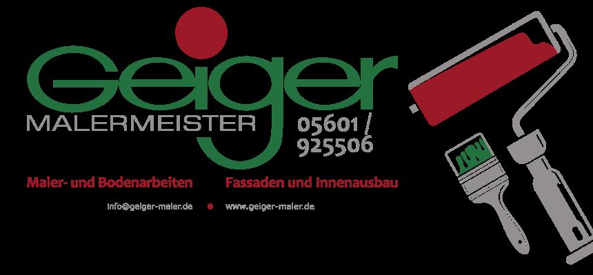 Frank Geiger, Malermeister